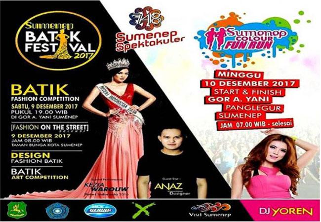 Sumenep Batik Festival & Fun Run