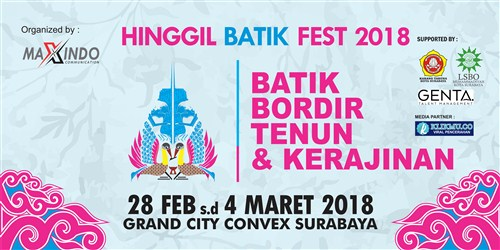 Hinggil Batik Fest 2019