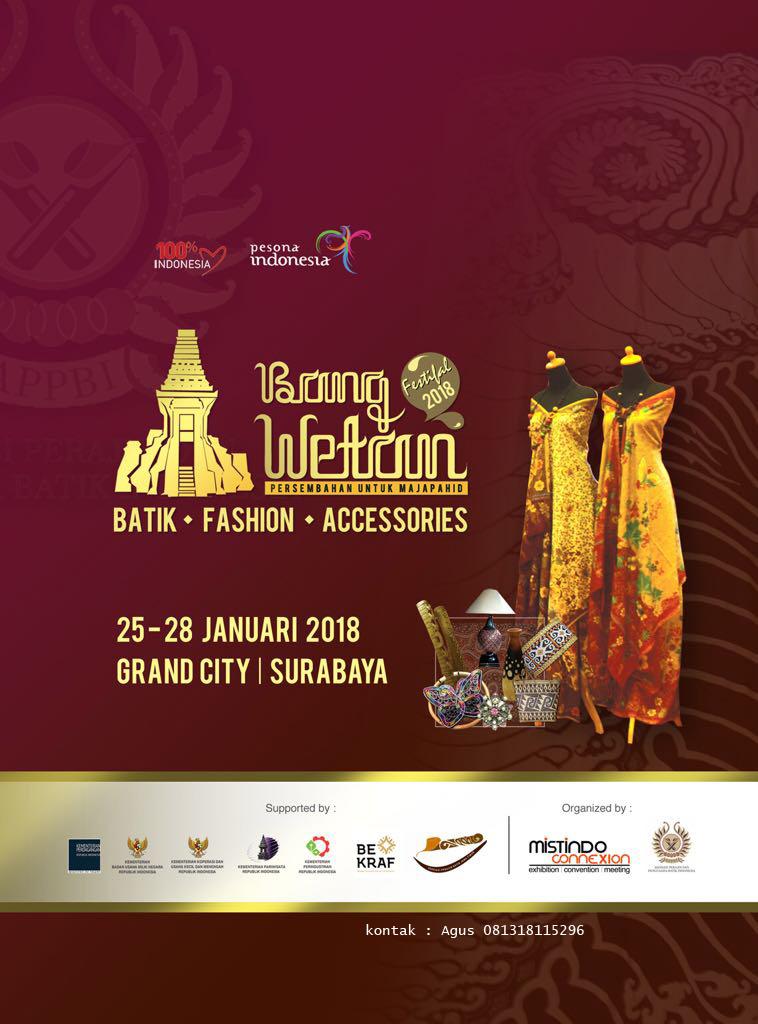 Bang Wetan Festival 2018