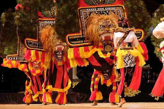 Grebeg Suro & Festival Nasional Reyog Ponorogo