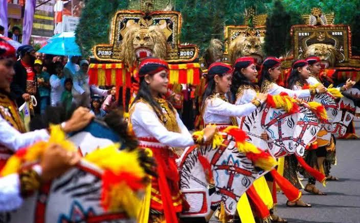 Festival Jaranan - Trenggalek