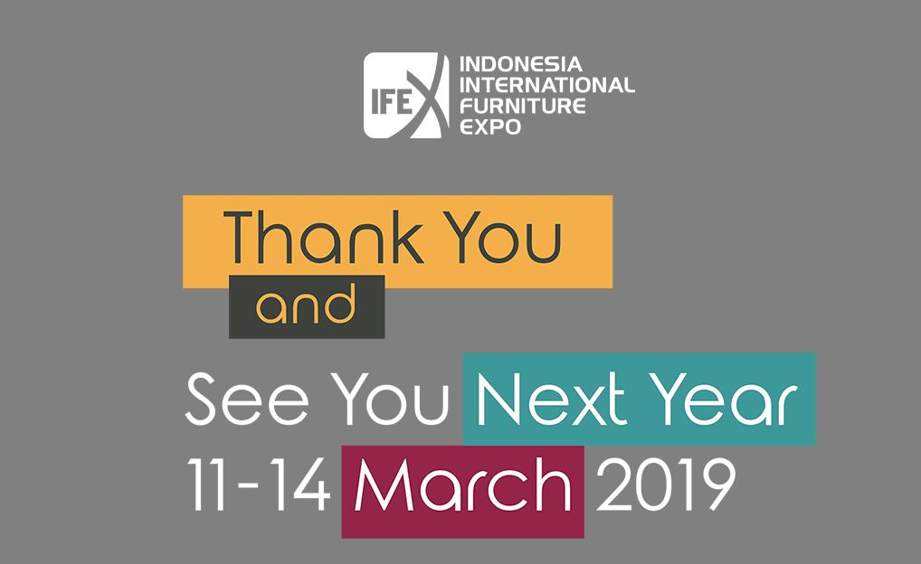 Indonesia International Furniture Expo (IFEX) 2019