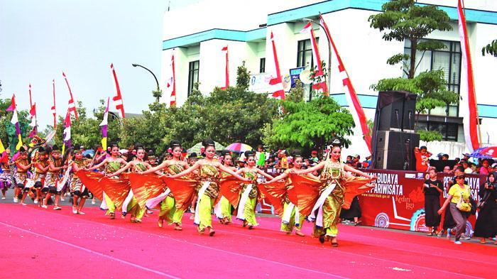 Pekan Budaya & Pariwisata Kediri