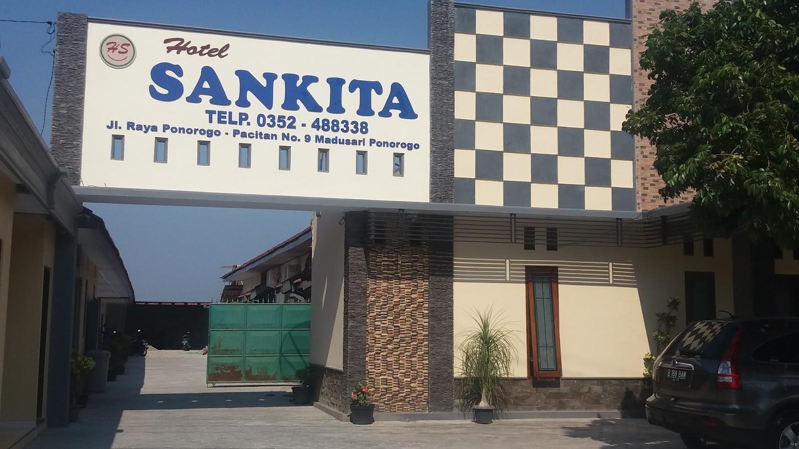 Hotel Sankita Syariah