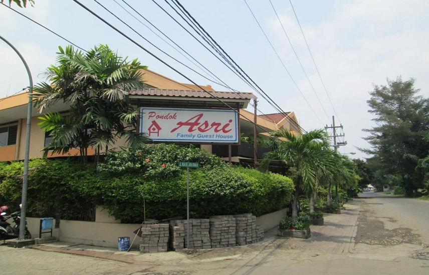 Pondok Asri Family Guest House